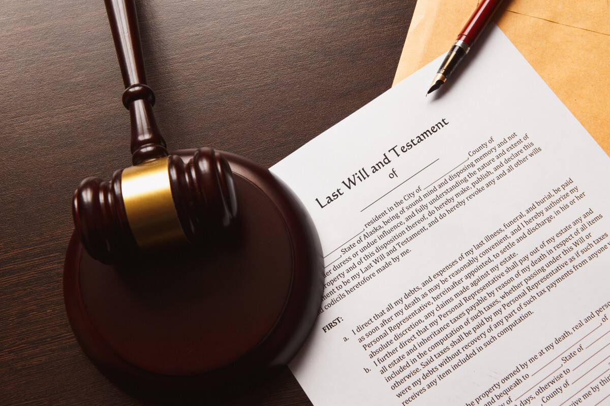 What Is The Process Of Probate