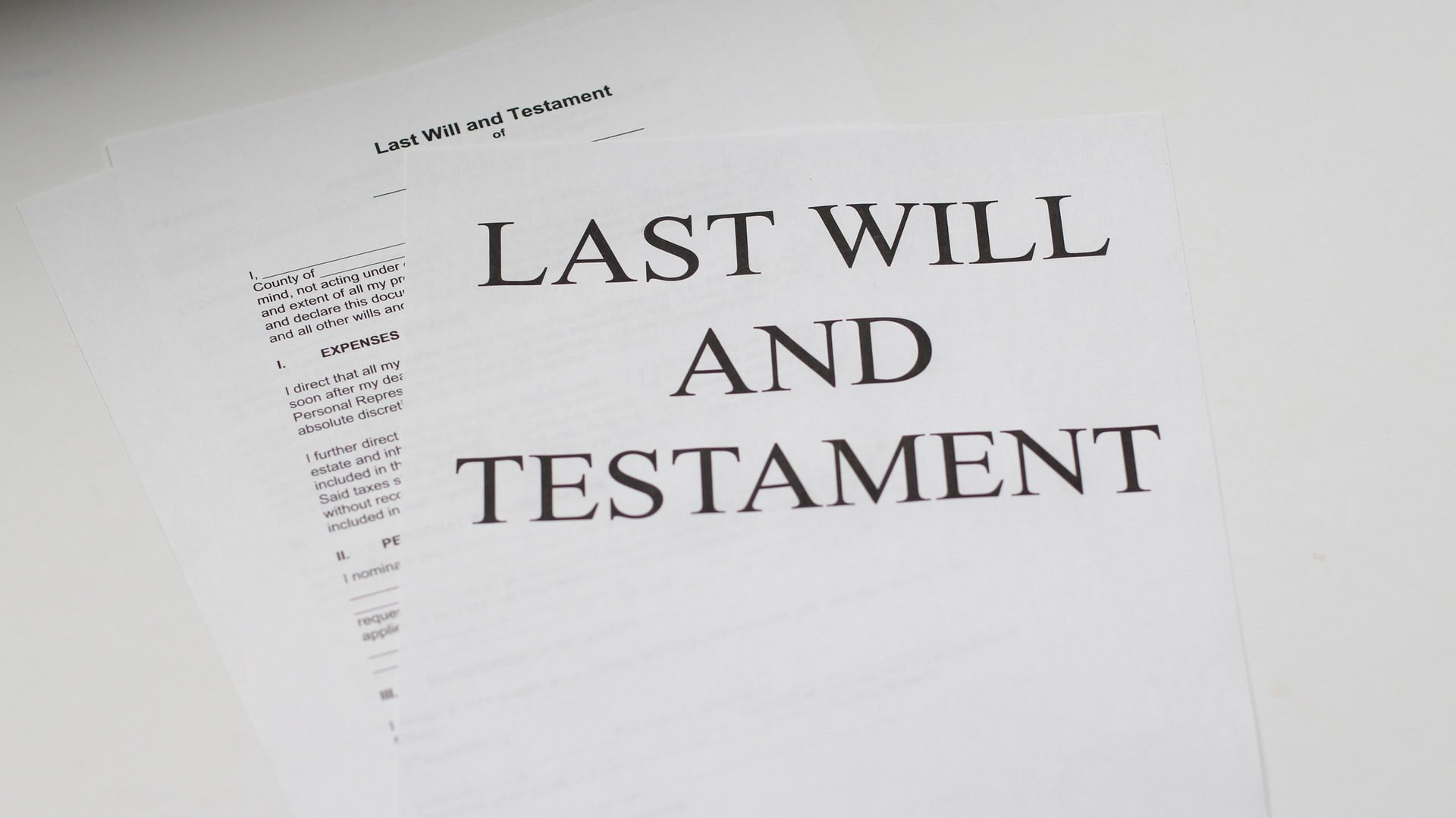 Will Planning & Estate Planning